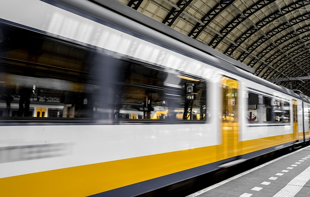 Traveling by train internationally gains popularity amongst Dutch people.